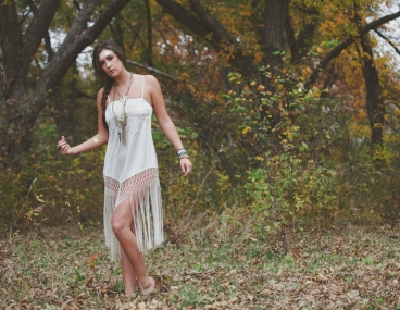 Editorial shoot at Connemara Nature Preserve in Plano, TX