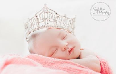 OKC Newborn Photographer