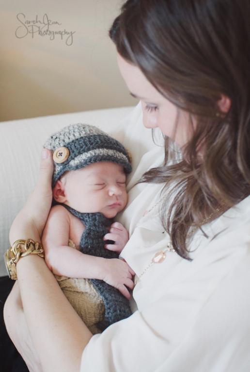Newborn Photography, Oklahoma City