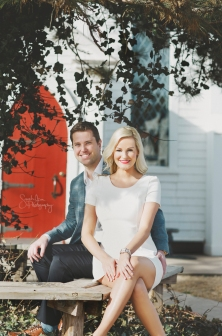 Oklahoma City Engagement Portraits