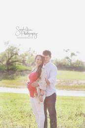 Oklahoma City Maternity Portraits