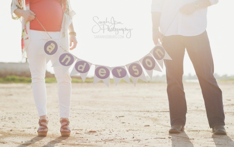 Oklahoma City Maternity Portraits