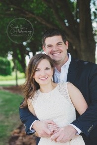 OKC Engagement Photography