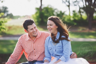 OKC Engagement Photographer